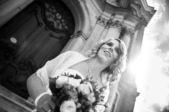 Hochzeitsfoto Braut