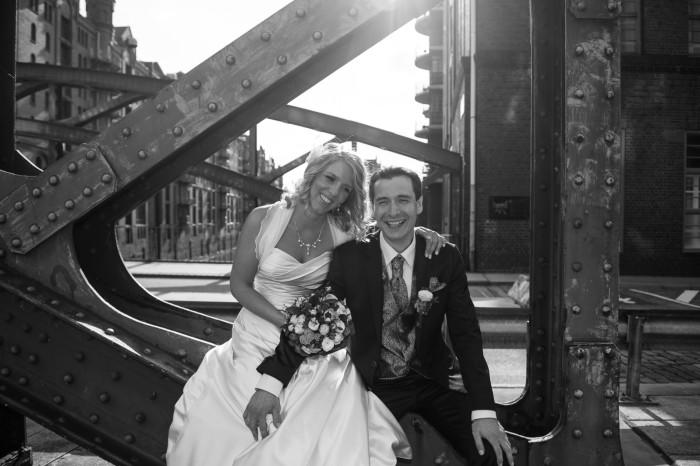 HJochzeit Brautpaar