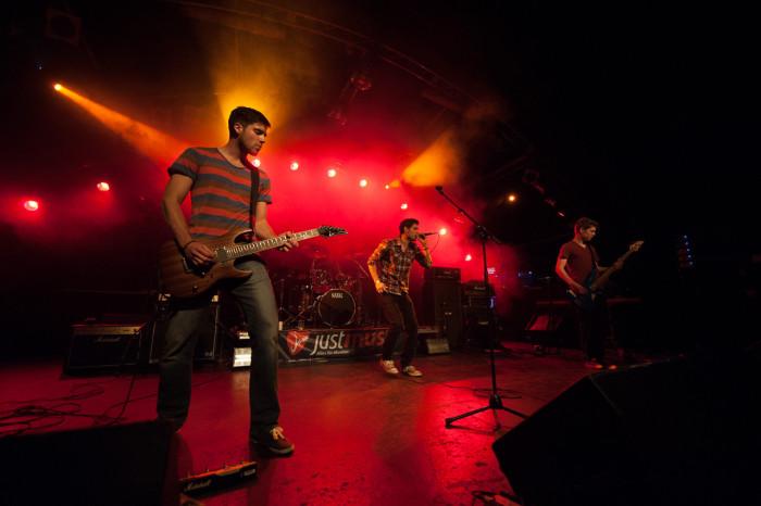 Band Bühne